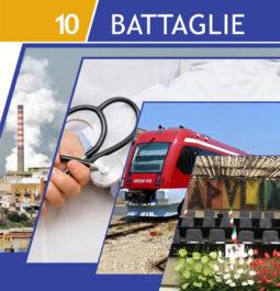 10 battaglie