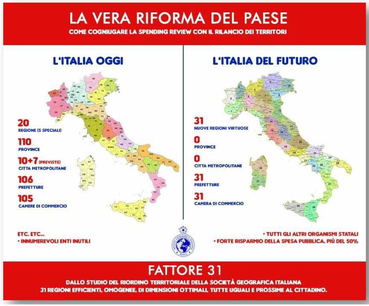 Cartina Politica Italia Con Capoluoghi Di Regione.Salento Il Diritto Di Essere Regione Paolo Pagliaro