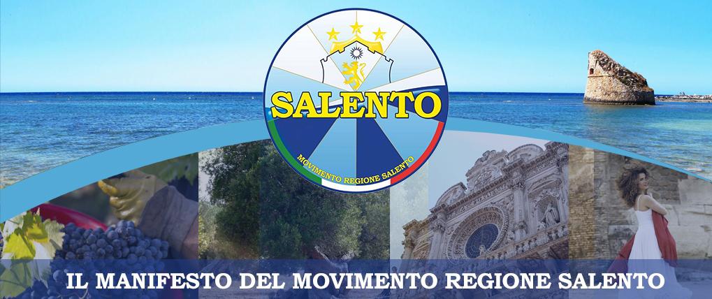 manifesto movimento regione salento